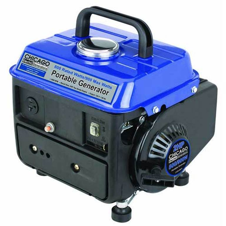 Generator 800W - 240 Volts for rent