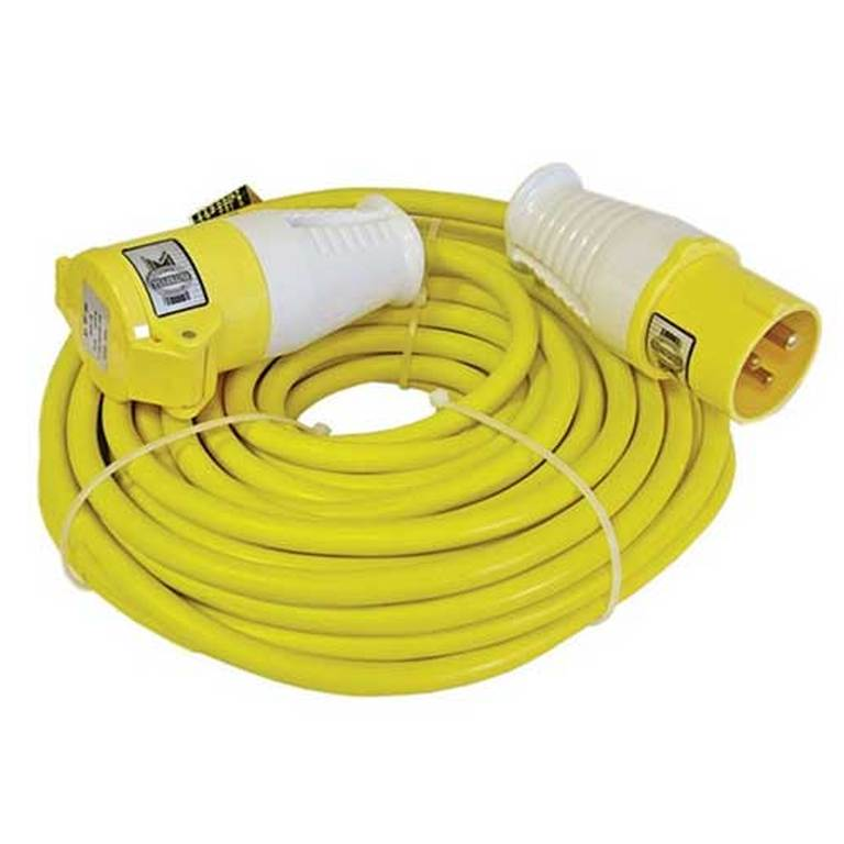 Extension cable 15mts. for rent