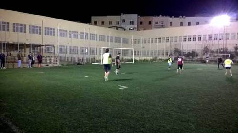 Football pitches for rent in Malta