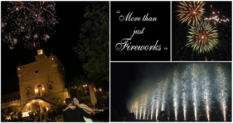 Fireworks Display For events and weddings