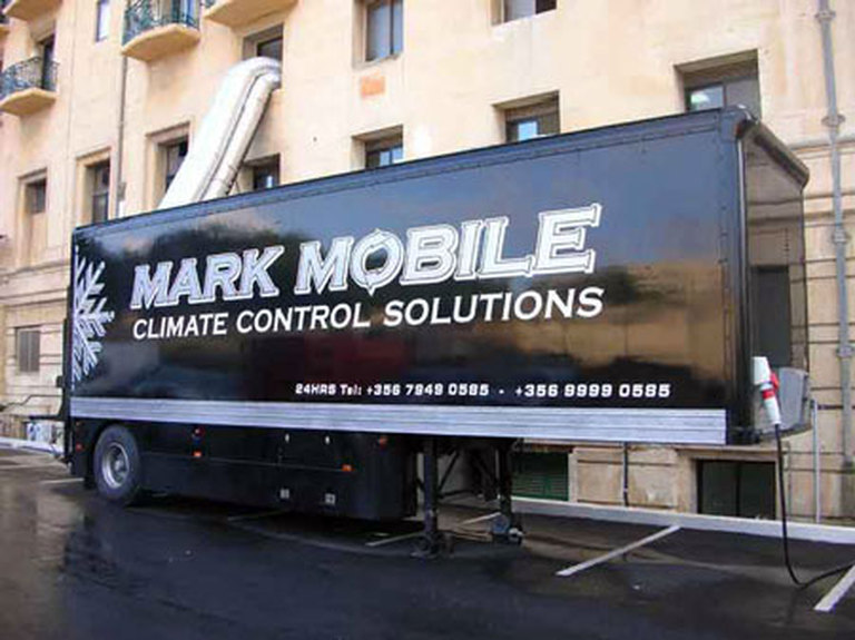 Portable Air Conditioning Units for Rent in Malta