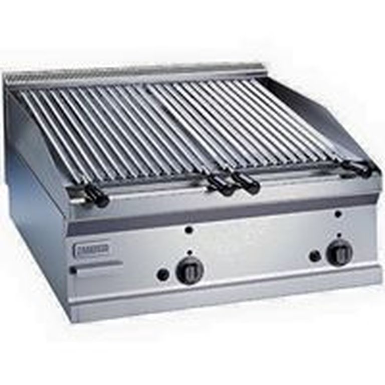 Full Module Gas Charcoal Grill Top for rent in Malta