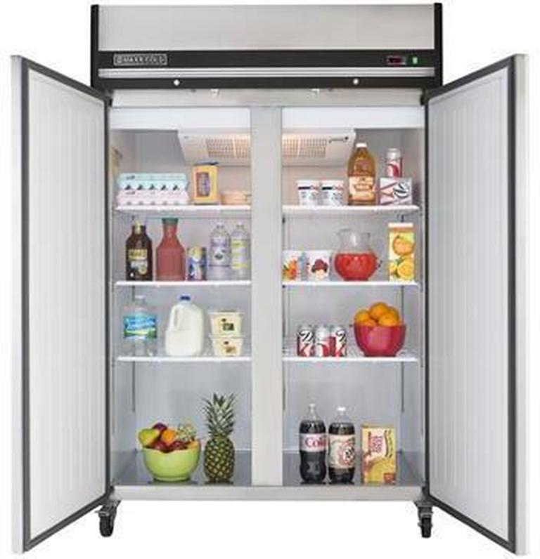 Upright Refrigerator for rent in Malta