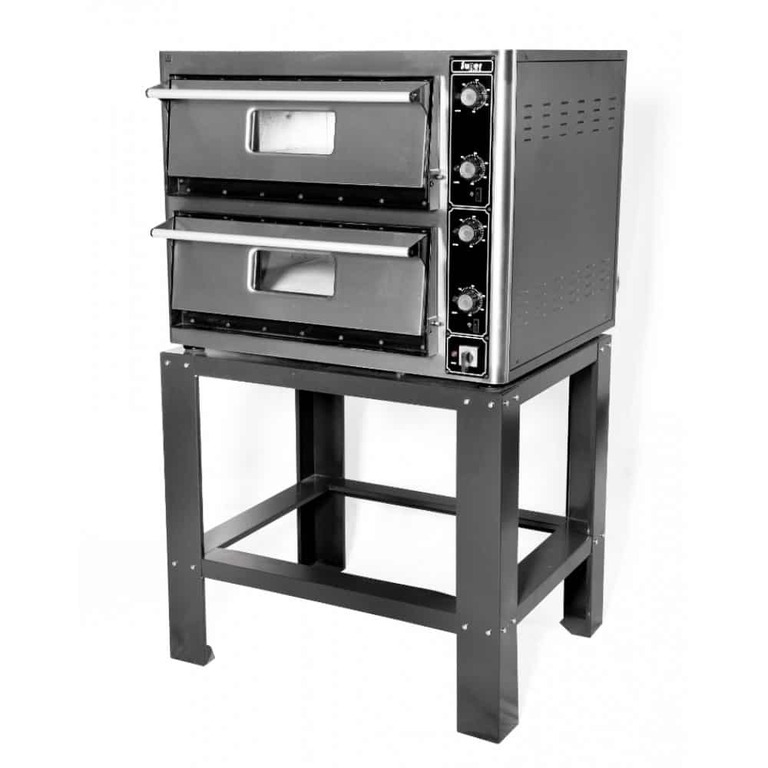 Twin Deck Electric Pizza Oven for rent in Malta