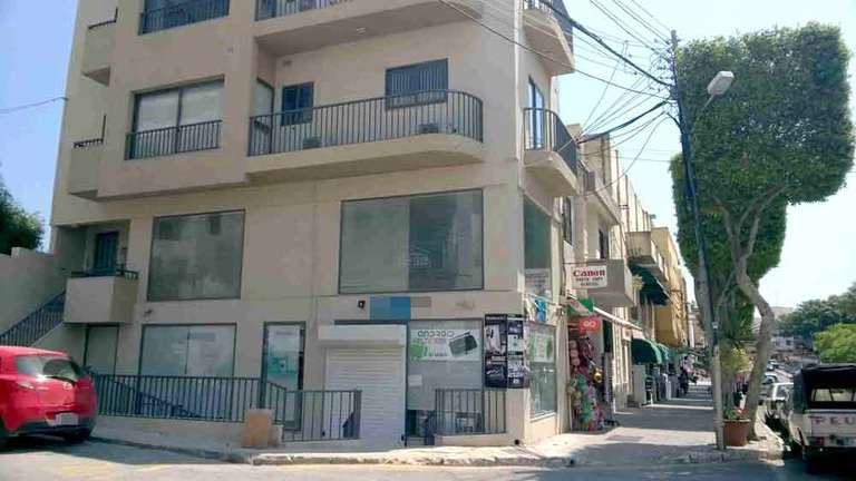Corner Shop in Central Naxxar for rent.
