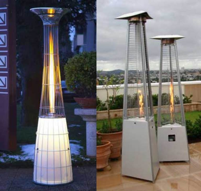 Outdoor Gas Heaters For Rent In Malta