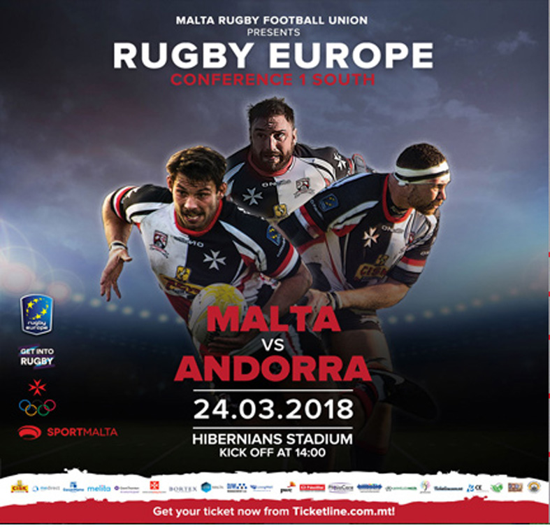 Rugby Europe Conference 1 South
